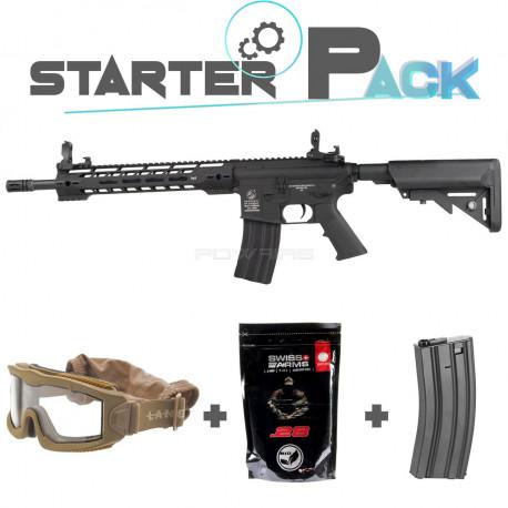 Colt M4 Hawkeye AEG Starter Pack -