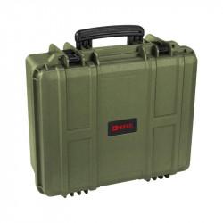 NUPROL Medium Waterproof Hardcase 49 x 43 x 21cm Green -