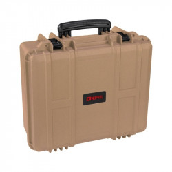 NUPROL Medium Waterproof Hardcase 49 x 43 x 21cm TAN -