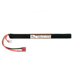IPOWER 11.1v 1200mah 20C lipo battery for AK (Dean) -