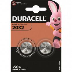 Duracell CR2032 3V Battery (lot of 2) -