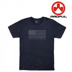 Magpul Tee shirt US Flag - Navy -