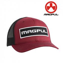 MAGPUL Casquette Magpul Wordmark - Rouge -