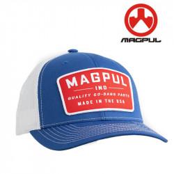 MAGPUL Casquette Magpul Go Bang - Royal/Blanc -