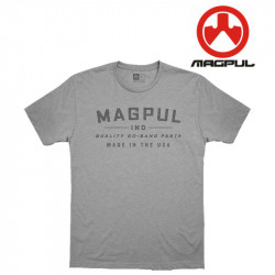 Magpul Tee shirt Go Bang Parts - Gris clair -