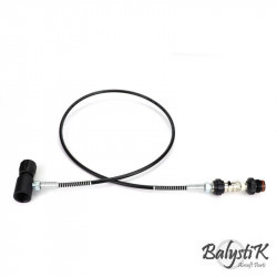 Balystik Micro Remote Line with Slide Check for Tippmann HPA réplica -