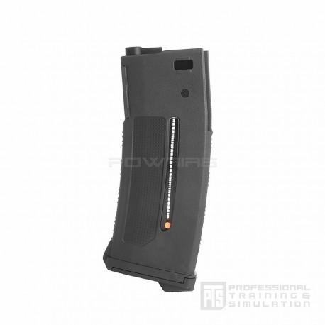 PTS chargeur EPM1 pour AEG M4 - Noir -