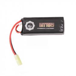 Duel Code Battery lipo 7,4V 1600Mah - Mini Tamiya -