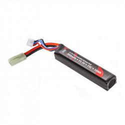 ASG 11.1v 900mah 15C lipo stick battery - Mini Tamiya -