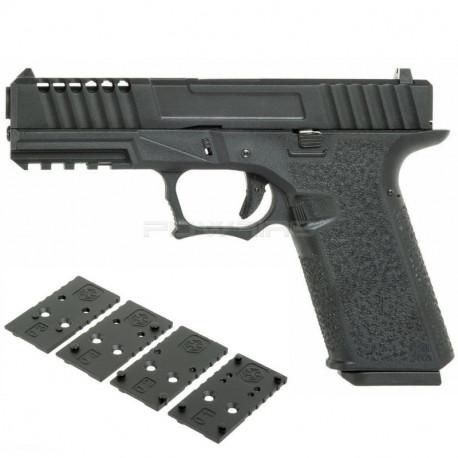 AW Custom VX7110 precut Gas Blowback Airsoft Pistol -