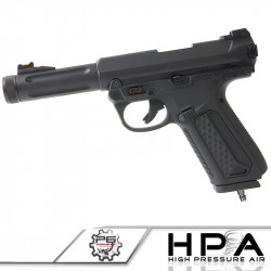 Action Army AAP01 assassin gas GBB - Black -