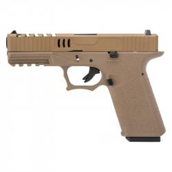AW Custom VX7201 Gas Blowback Airsoft Pistol -