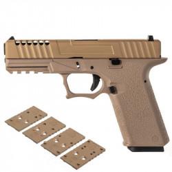 AW Custom VX7111 precut Gas Blowback Airsoft Pistol -