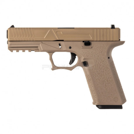 AW Custom VX7301 Gas Blowback Airsoft Pistol -