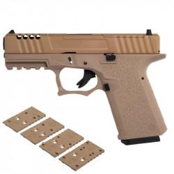 AW Custom VX9111 Precut Gas Blowback Airsoft Pistol -