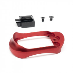 AAC CNC magwell pour AAP-01 - Rouge -