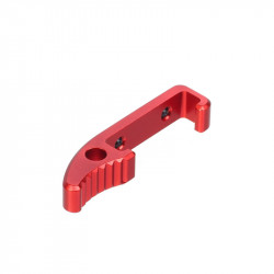 Action Army charging handle type-1 for AAP-01 - Red