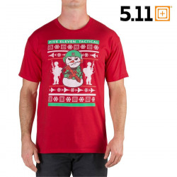 5.11 Edition limited Ugly christmas T-shirt -