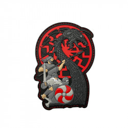 Patch velcro Viking Rising -