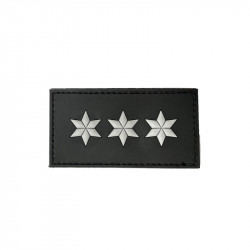 Patch Grade 3* - noir -