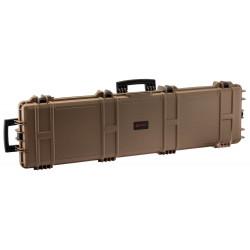 Nuprol XL Gun Case with foam - TAN -