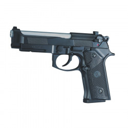 KJ WORKS M9 VERTEC GBB SILVER BARREL GAS -