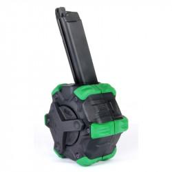 WE chargeur gaz 350 billes pour Glock GBB -