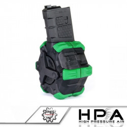 P6 chargeur WE 350 billes converti HPA pour M4 WE GBBR -