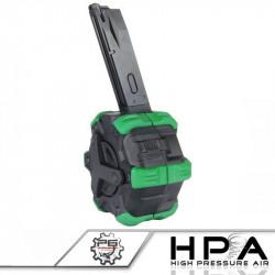 P6 chargeur WE 350 billes converti HPA pour WE M9 GBB -