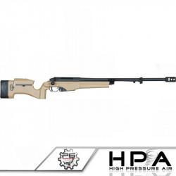 P6 Sniper Ares MSR-009 converti HPA Tan -