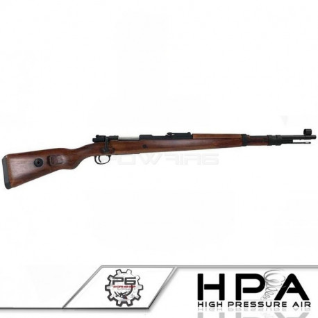 P6 KAR98K sniper rifle tuned in HPA -