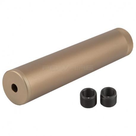 FMA Specwar dummy silencer 185mm (tan) -