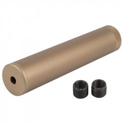 FMA silencieux aluminium Specwar 230mm TAN