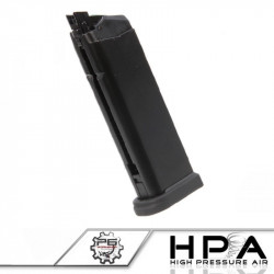 P6 G&G GTP9 / SMC9 23rds gas magazine tuned in HPA -