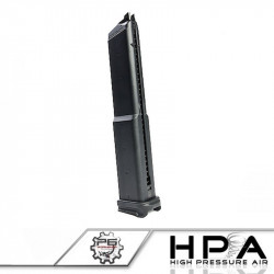 P6 G&G GTP9 / SMC9 50ds gas magazine tuned in HPA -