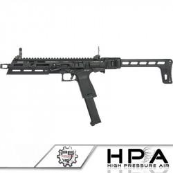 P6 réplique G&G SMC9 Carbine GBB gaz converti HPA -