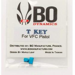 BO T Key pour Glock d'origine VFC (par Maple Leaf) -