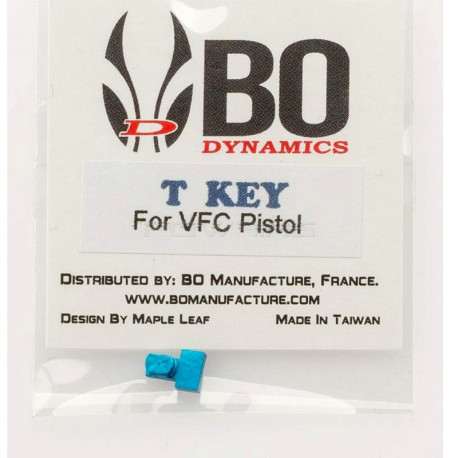 BO T Key for VFC Glock hop-up system by Maple Leaf -