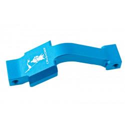 CRUSADER Extended trigger guard for Umarex / VFC M4 / HK416 GBBR - Blue -