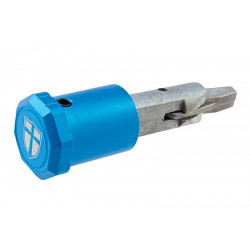 Crusader Forward Assist Button for VFC M4 / HK416 GBBR - Blue -