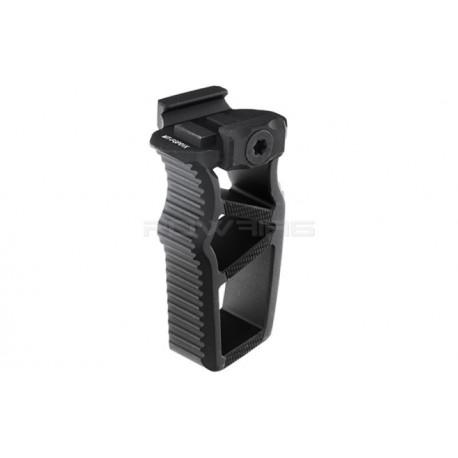 UTG Aluminum Picatinny grip for 20mm rail -
