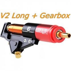 Mancraft PDIK GEN3 V2 Long (avec coques gearbox) -