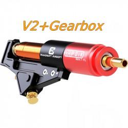 Mancraft PDIK GEN3 V2 (avec coques gearbox) -