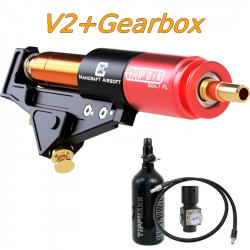 Mancraft PDIK GEN3 V2 (avec coques gearbox) PACK -