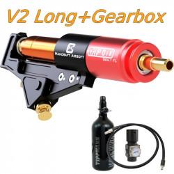 Mancraft PDIK GEN3 V2 LONG (avec coques gearbox) PACK -