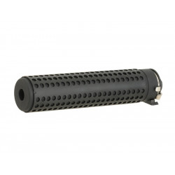PPS Silencer QD type KAC with flame hider 14 CCW -