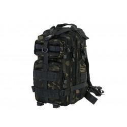 8FIELDS MODULAR MEDIUM ASSAULT PACK 15 L - Multicam Black -
