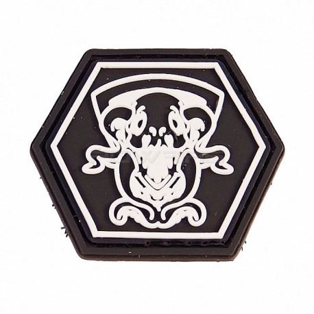 JEFFRON 3D HEX PATCH Leviathan -