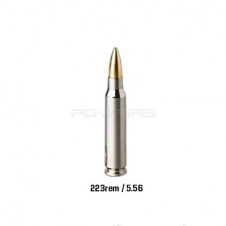 Munition fictive de manipulation Calib : 223REM / 5.56
