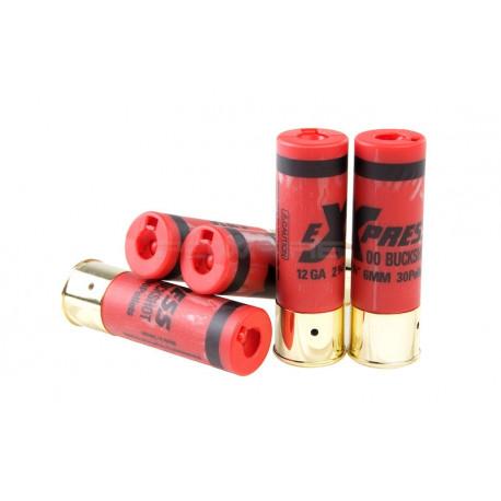 VFC set of 5 Shotgun Shell for FABARM STF12 - red